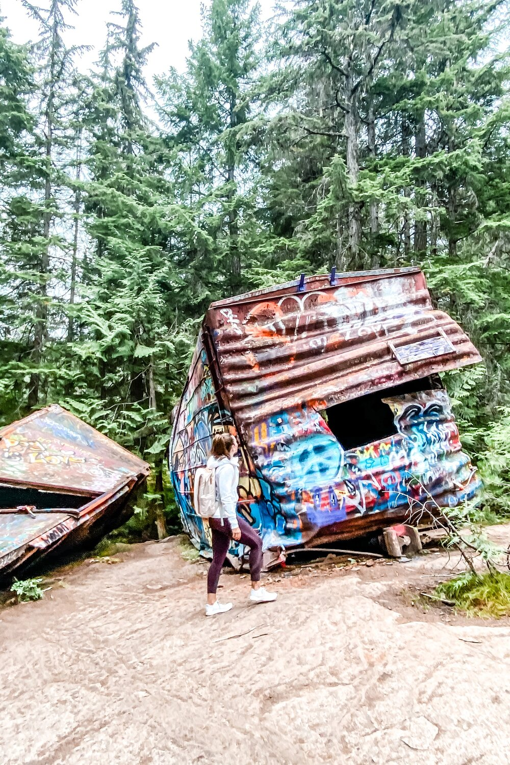 Most instagrammable hikes in Whistler British Columbia