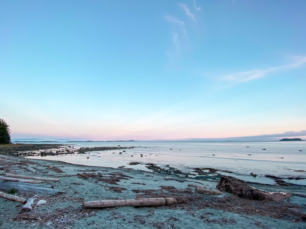 weekend travel guide to Ucluelet British Columbia