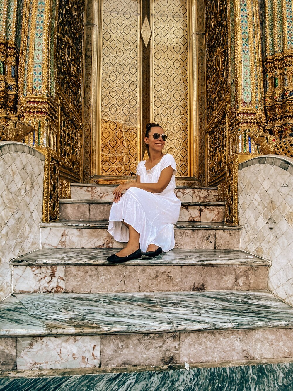 Bangkok Grand Palace most instagrammable places
