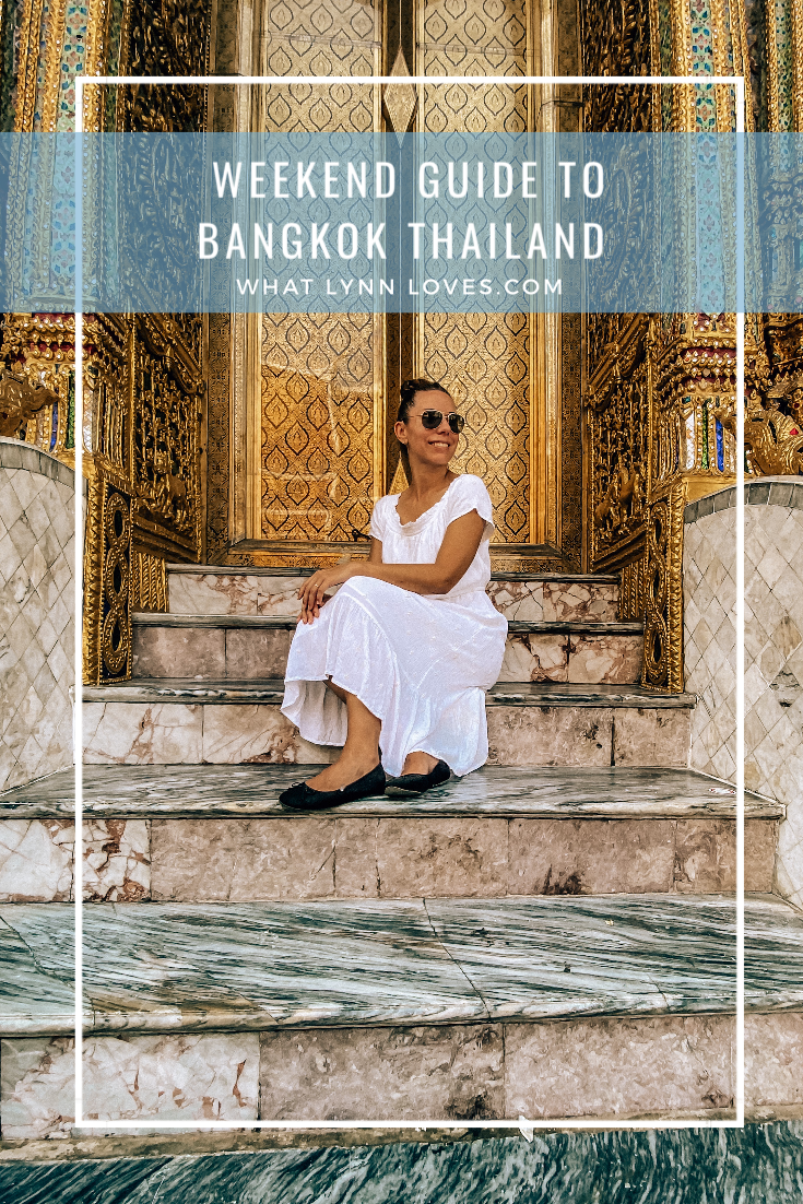Ultimate travel guide to Bangkok Thailand