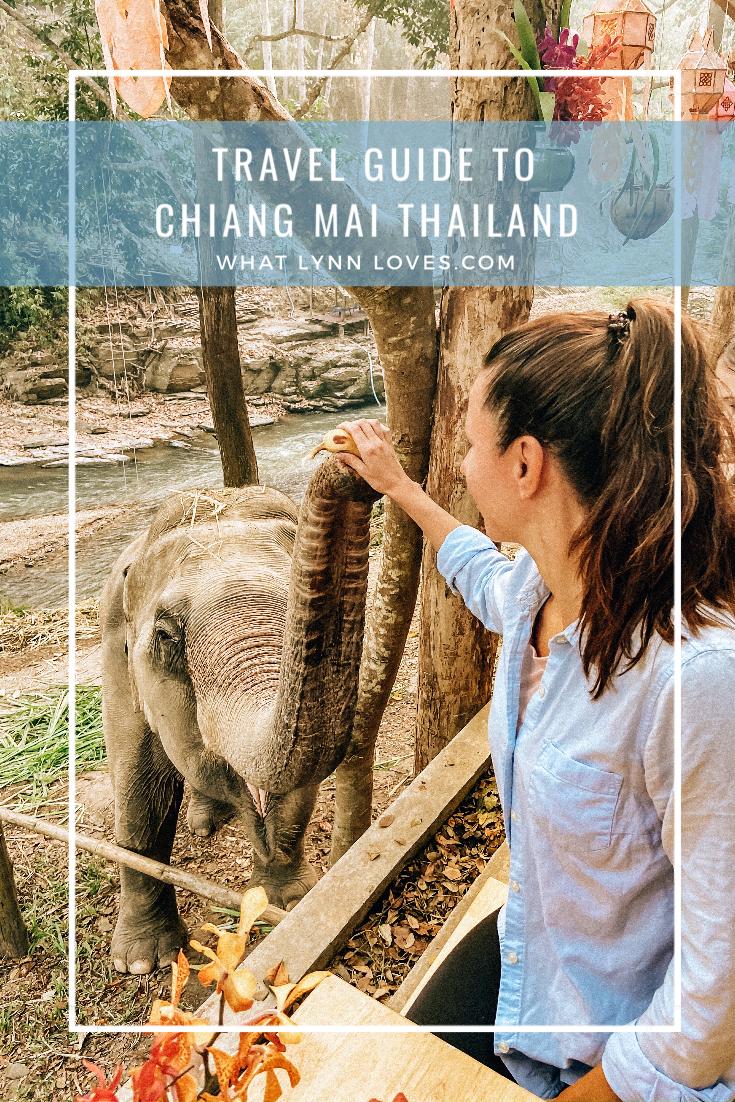 Chiang Mai Thailand Travel Guide