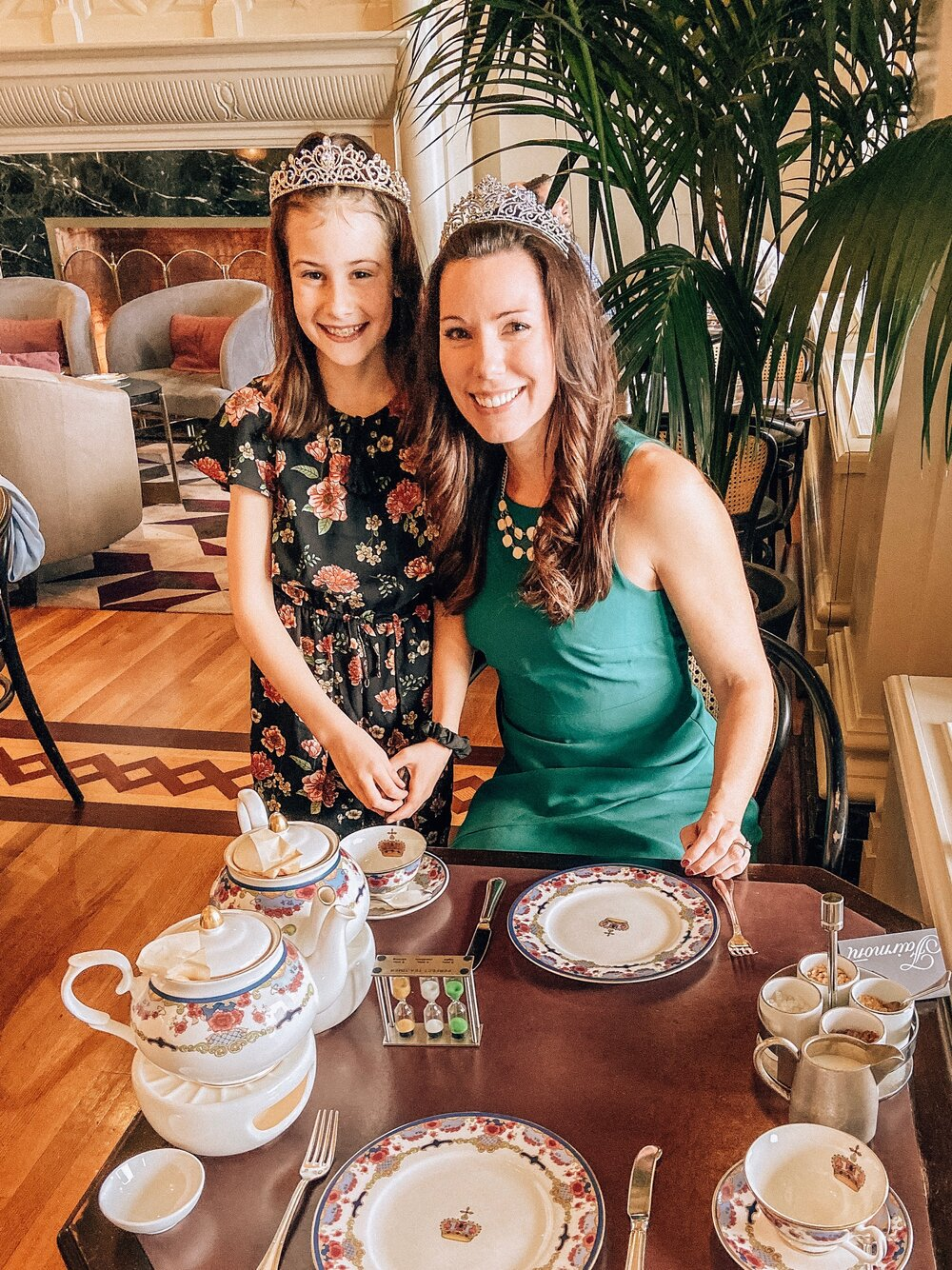 Children's Afternoon Tea at the Empress princess