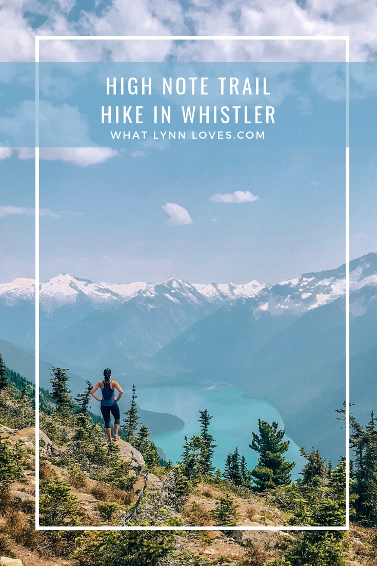 High Note Trail, best hikes in Whistler BC Canada