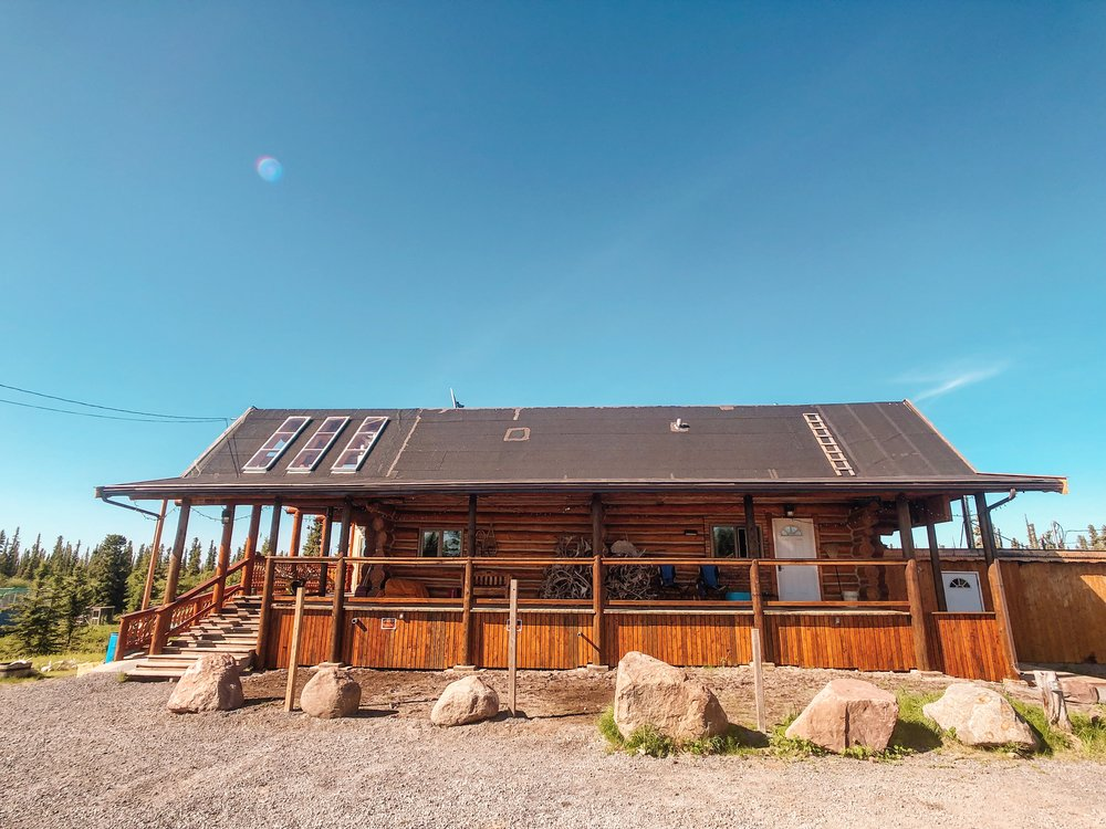 Inuvik accommodation Arctic Chalet Resort