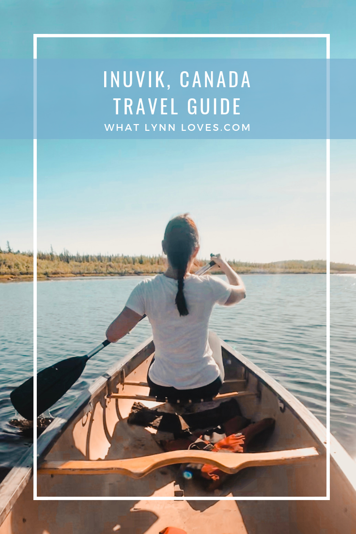 Pinterest Inuvik Canada Travel Guide