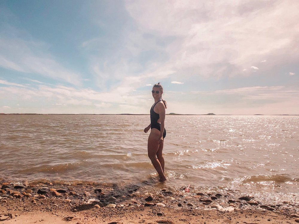 Summer Solstice at Canada's Arctic Ocean
