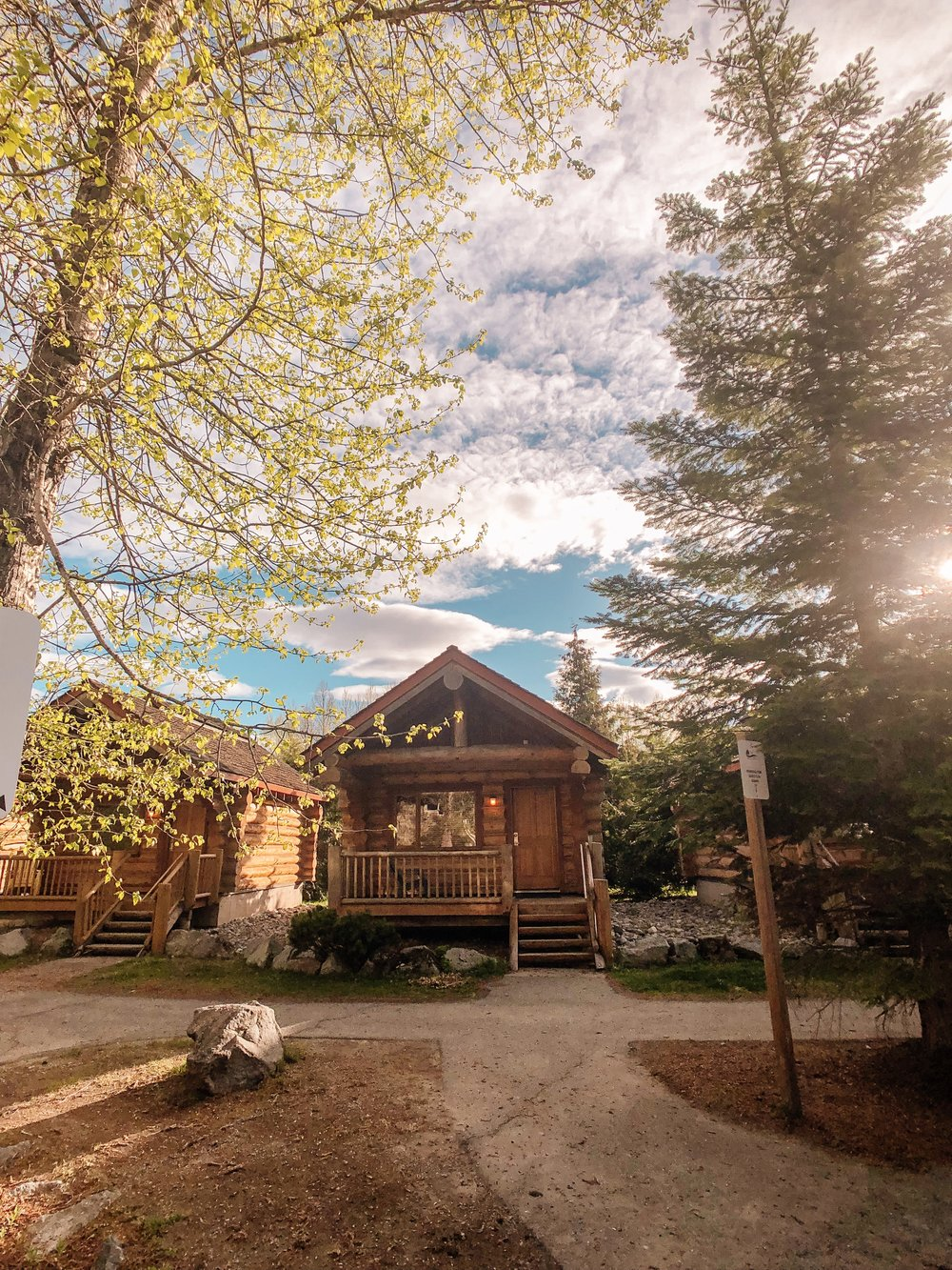 Unique bucket list cabin for bachelorette in Whistler Canada