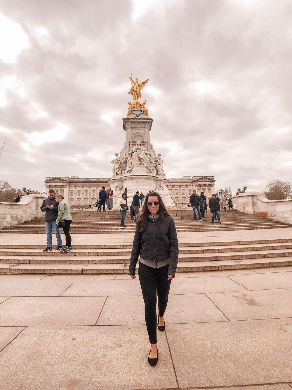 Buckingham Palace Travel Without Money
