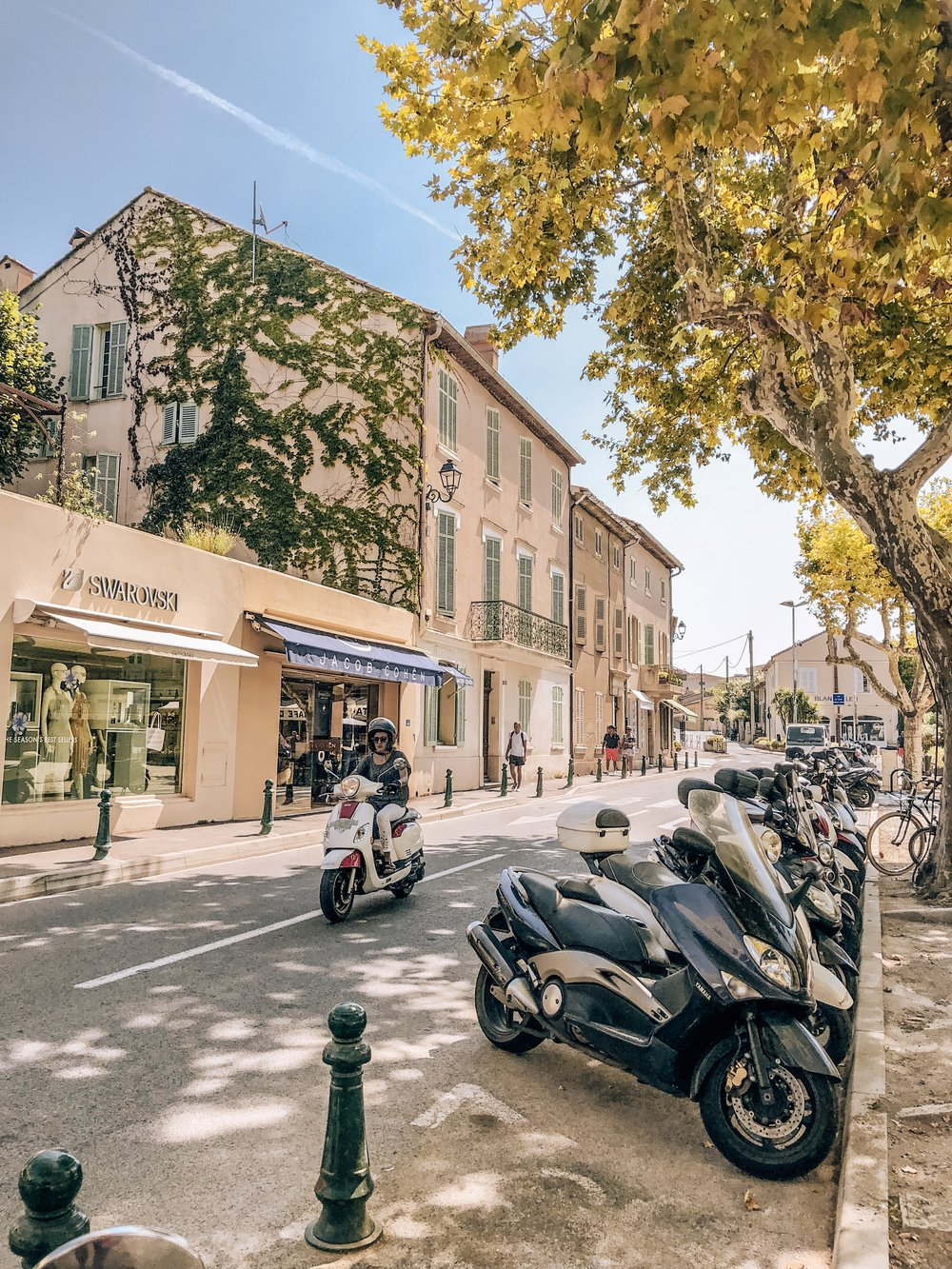 Travel tips for Saint-Tropez, south of France
