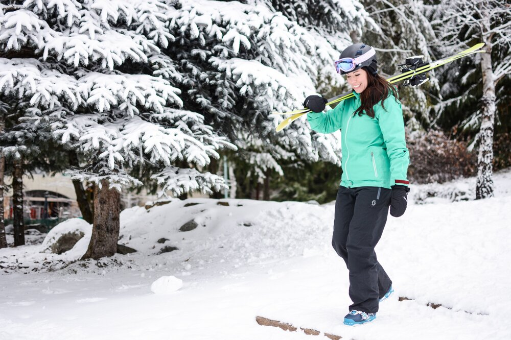 How to ski and snowboard in Whistler if you're new