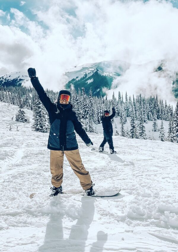 Ski and Snowboarding on Whistler Blackcomb