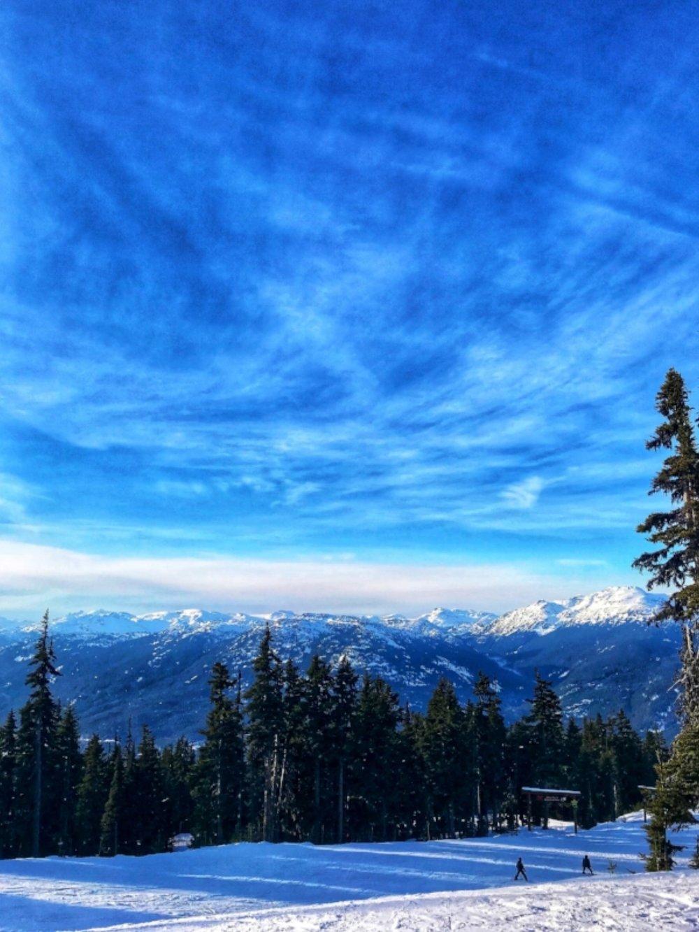 Free tours of Whistler Blackcomb Mountain