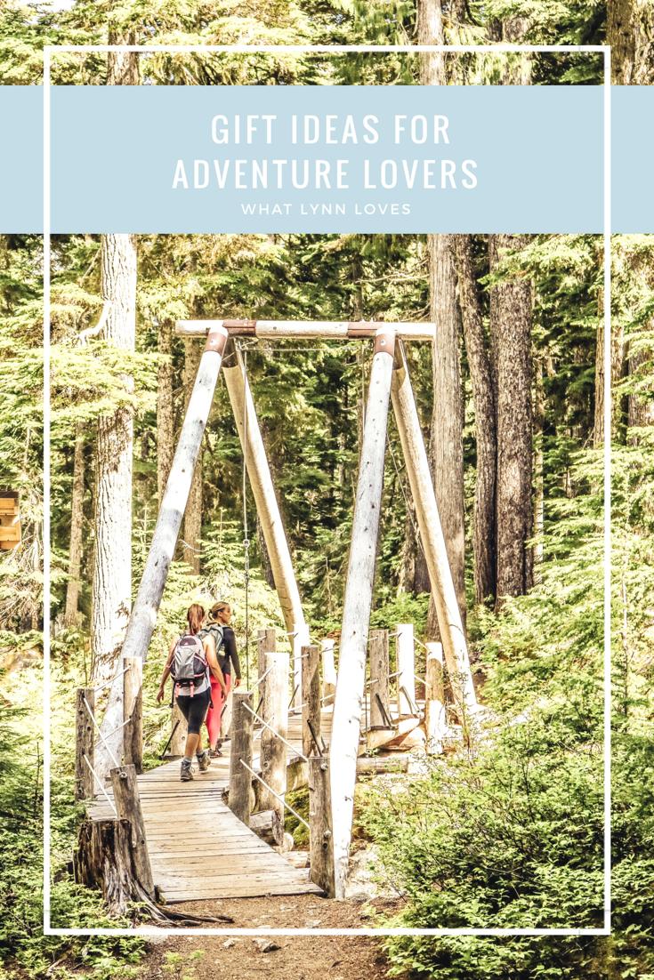 Gift ideas for mountain travel adventure