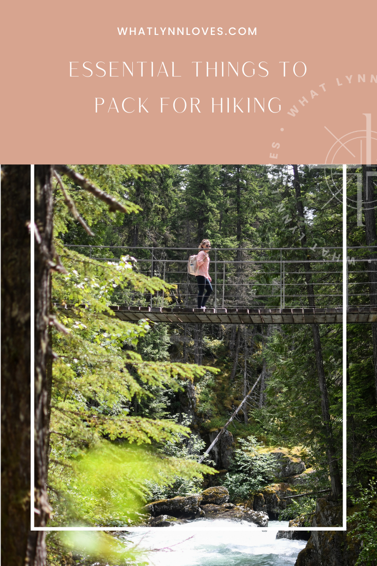 Essential Things to Pack When Hiking