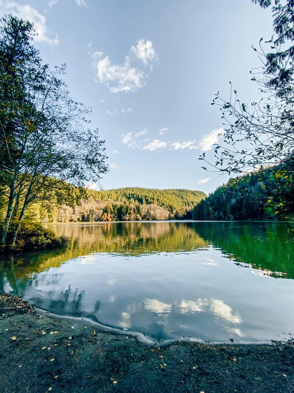 Alice Lake Hike in Squamish British Columbia