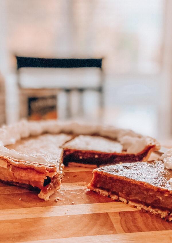 Easy Gluten-Free Vegan Pumpkin Pie
