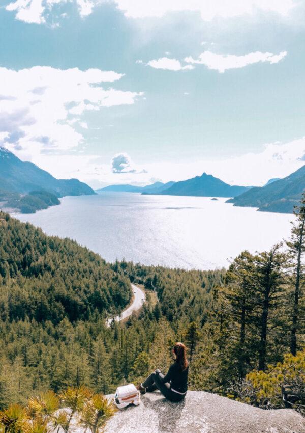 Views from Jurassic Ridge Trail via Quercus Viewpoint
