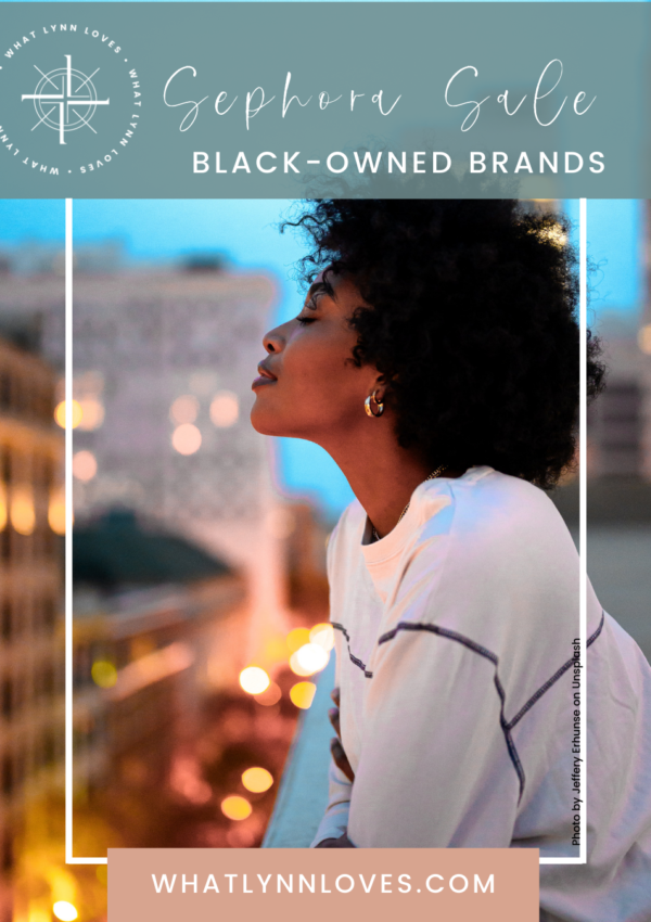 Black-owned brands at Sephora